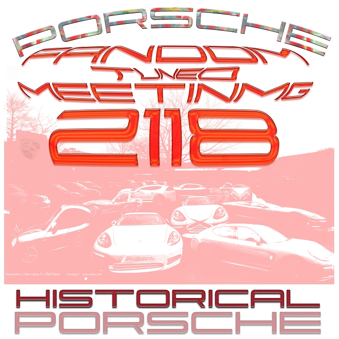 Porsche fandom meeting 2118