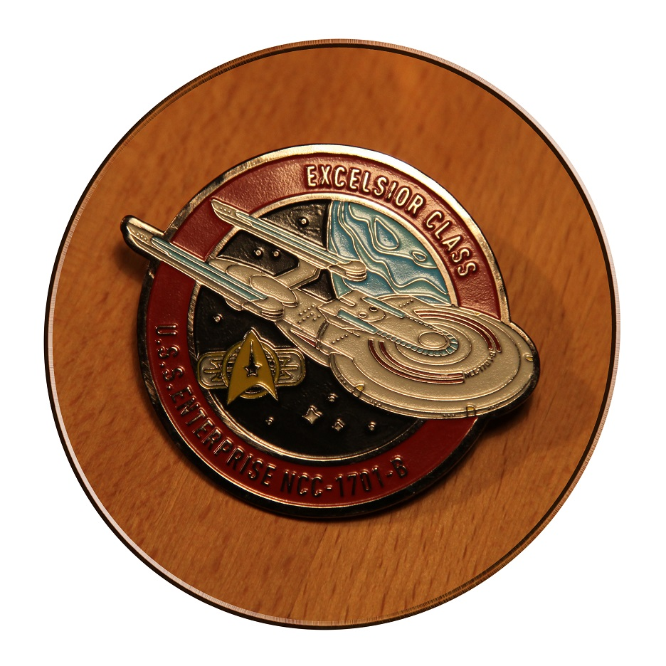 U.S.S. ENTERPRSIE-B NCC-1701-B