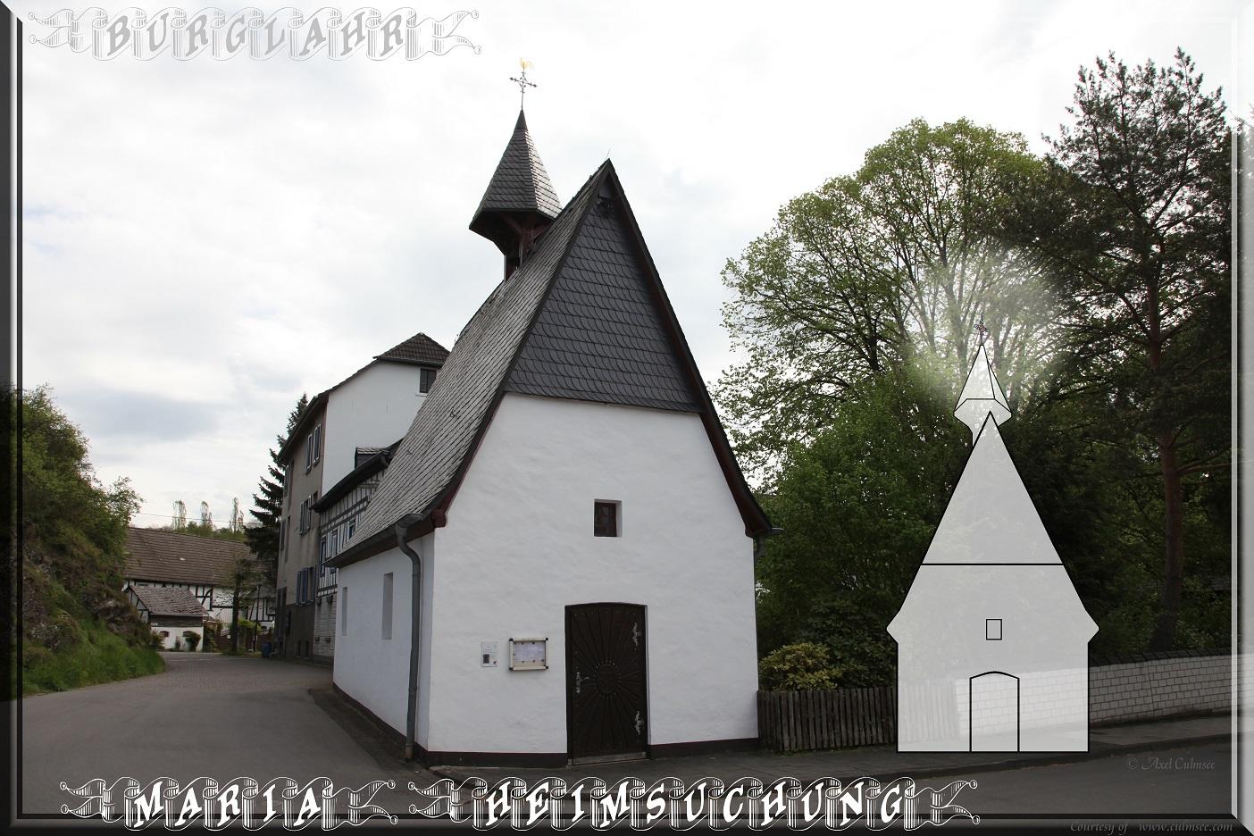 Burglahr Kapelle Maria Heimsuchung