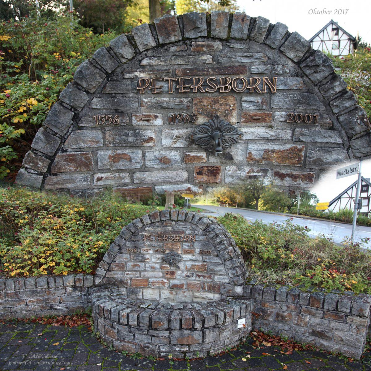 Brunnen Peterslahr