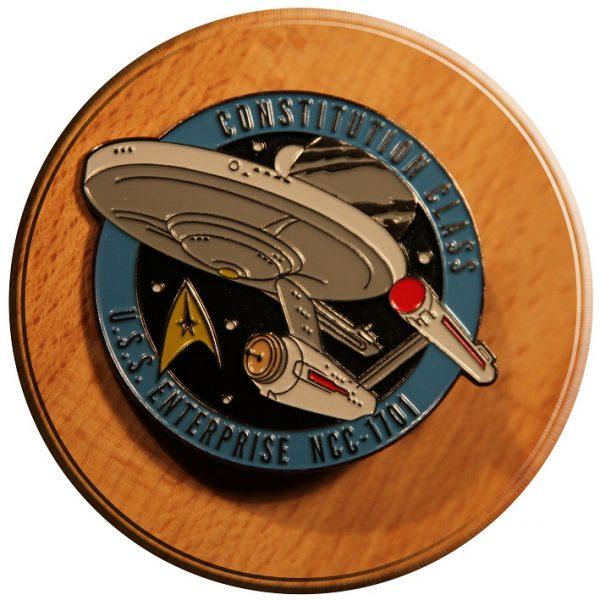 Pin NCC-1701
