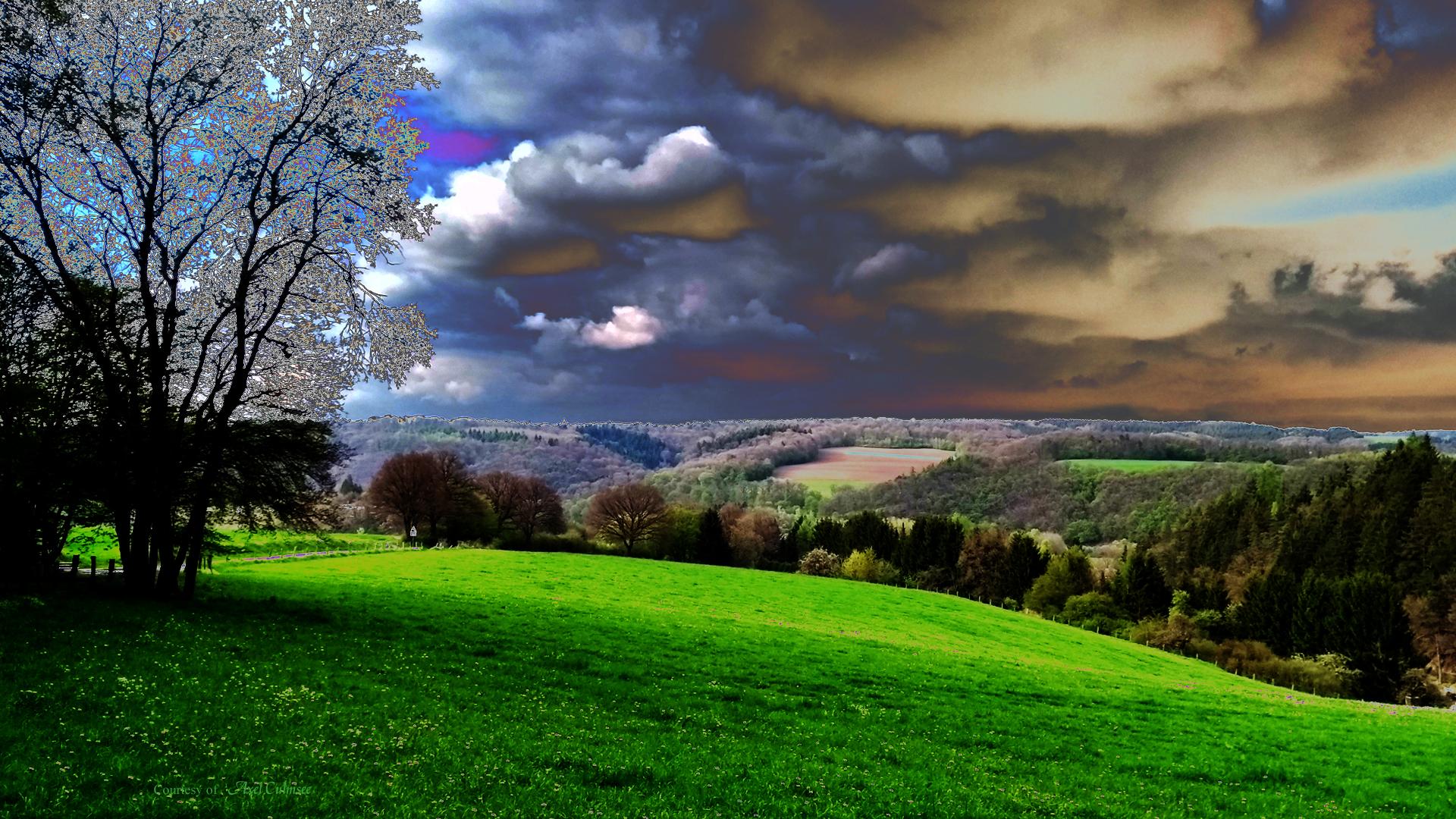 Westerwald solarized dark skyline