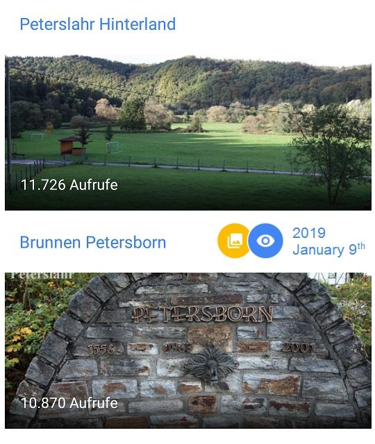 Peterslahr Hinterland und Brunnen