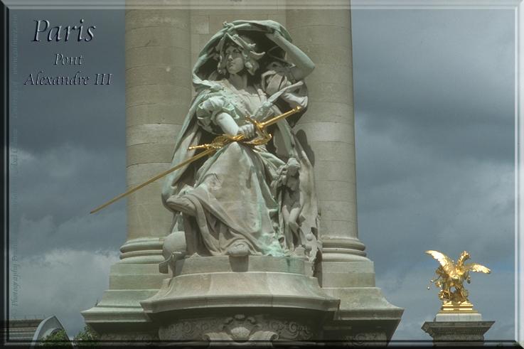 Paris Pont Alexandre III