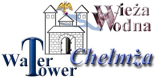 water tower at Chelmza