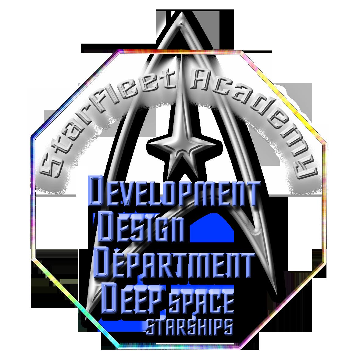 4D Development Design Department Deep Space Starships Starfleet Academy