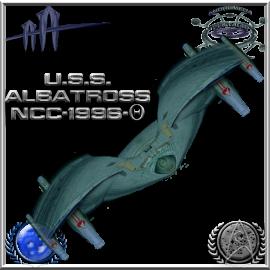 USS ALBATROSS NCC-1996-Theta Albatross class