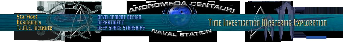 Star Trek Banderole emblems lettering