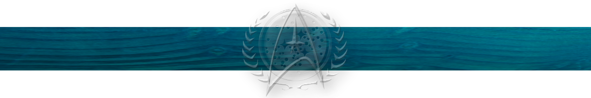 banderole Star Trek United Federation of Planets