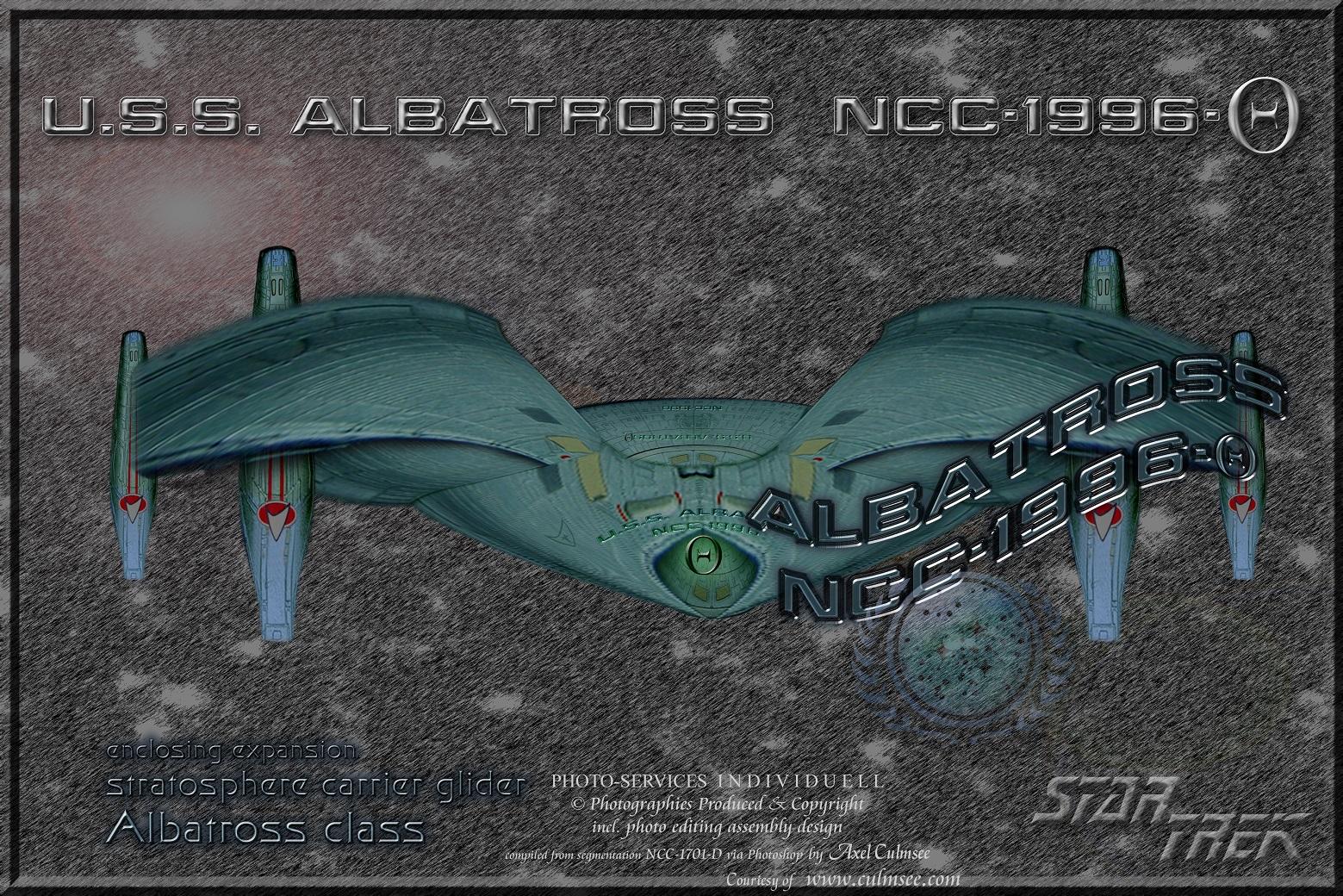 ALBATROSS NCC-1996-Theta Albatross class