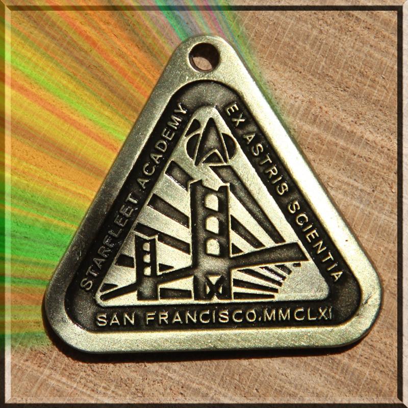 Starfleet Academy San Francisco 2161 insignia