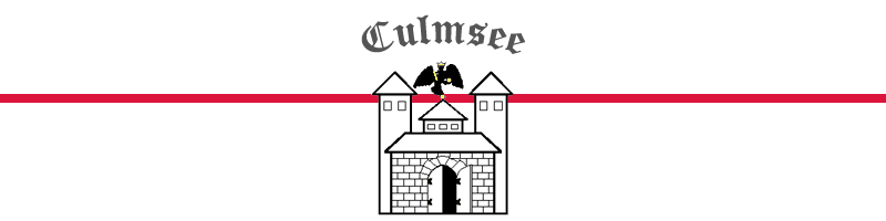 banderole Culmsee heraldic drawing