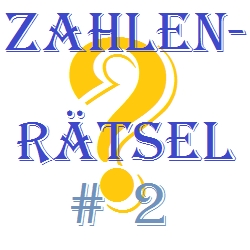 Zahlen-Raetsel Nr 2