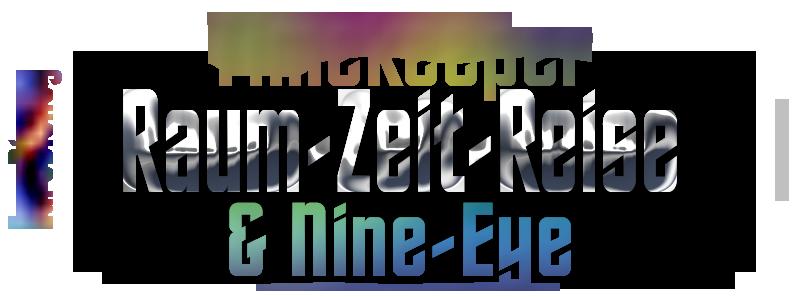 Timekeeper Nine-Eye EuroDisney Paris Raum-Zeit-Reise