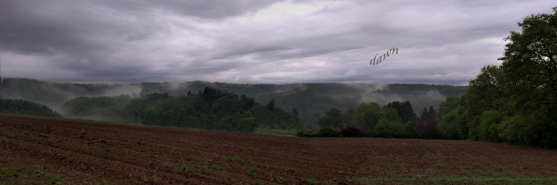 FogHills dawn