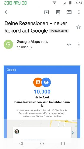 Local Guide Google Maps 10000 views reviews