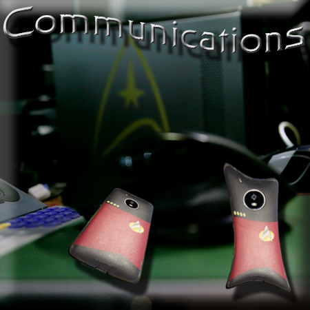 Communications TNG morphed