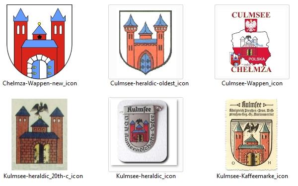 Culmsee Kulmsee Chelmza icons