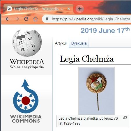 Wikipedia Polski Legia Chelmza
