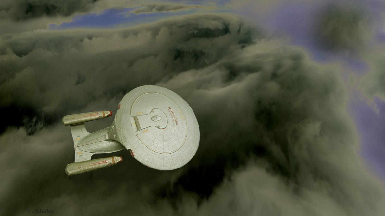 DeepHorizon Enterprise-D sphagnum nebula