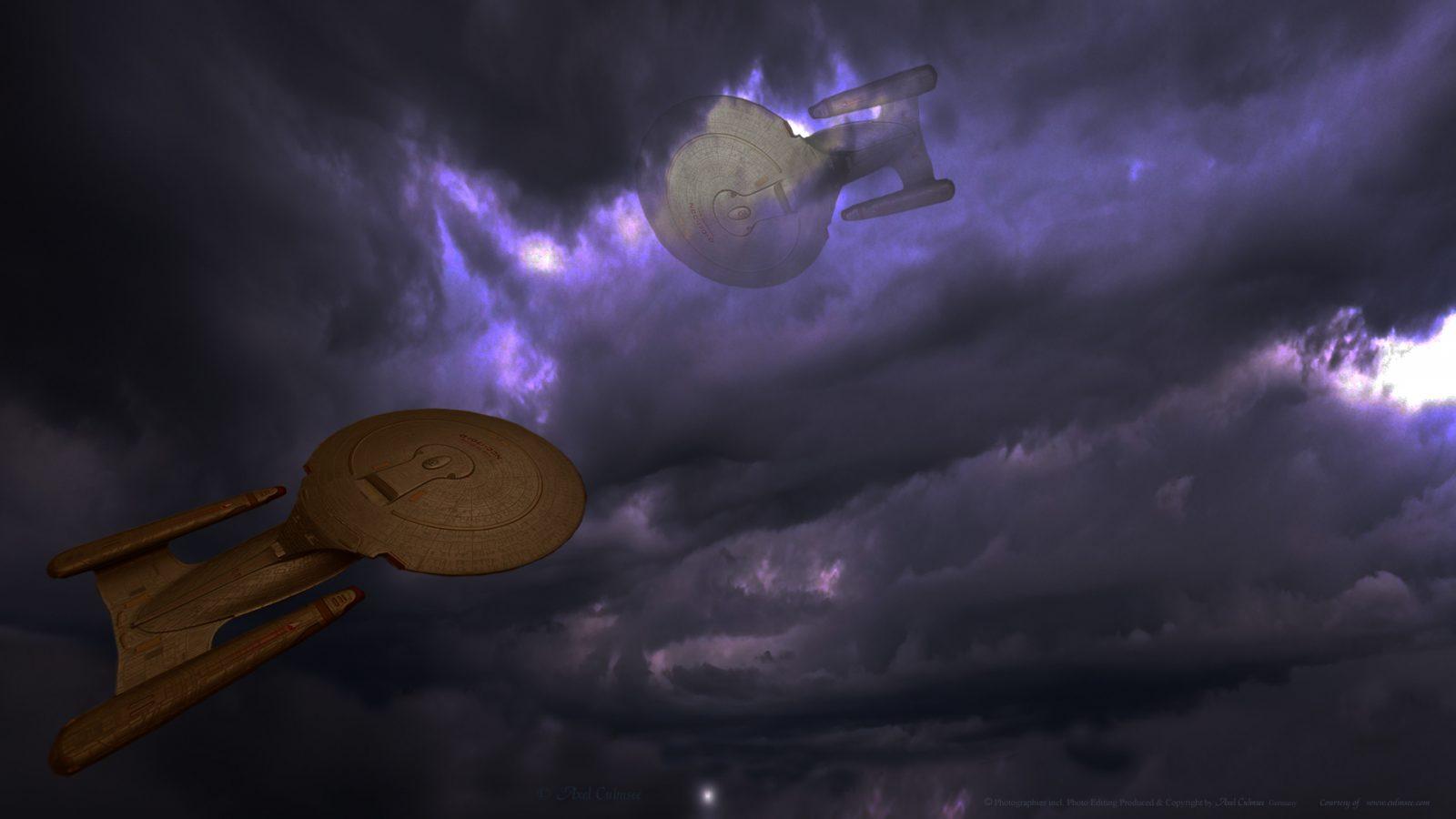 DeepHorizon Enterprise-D viola nebula