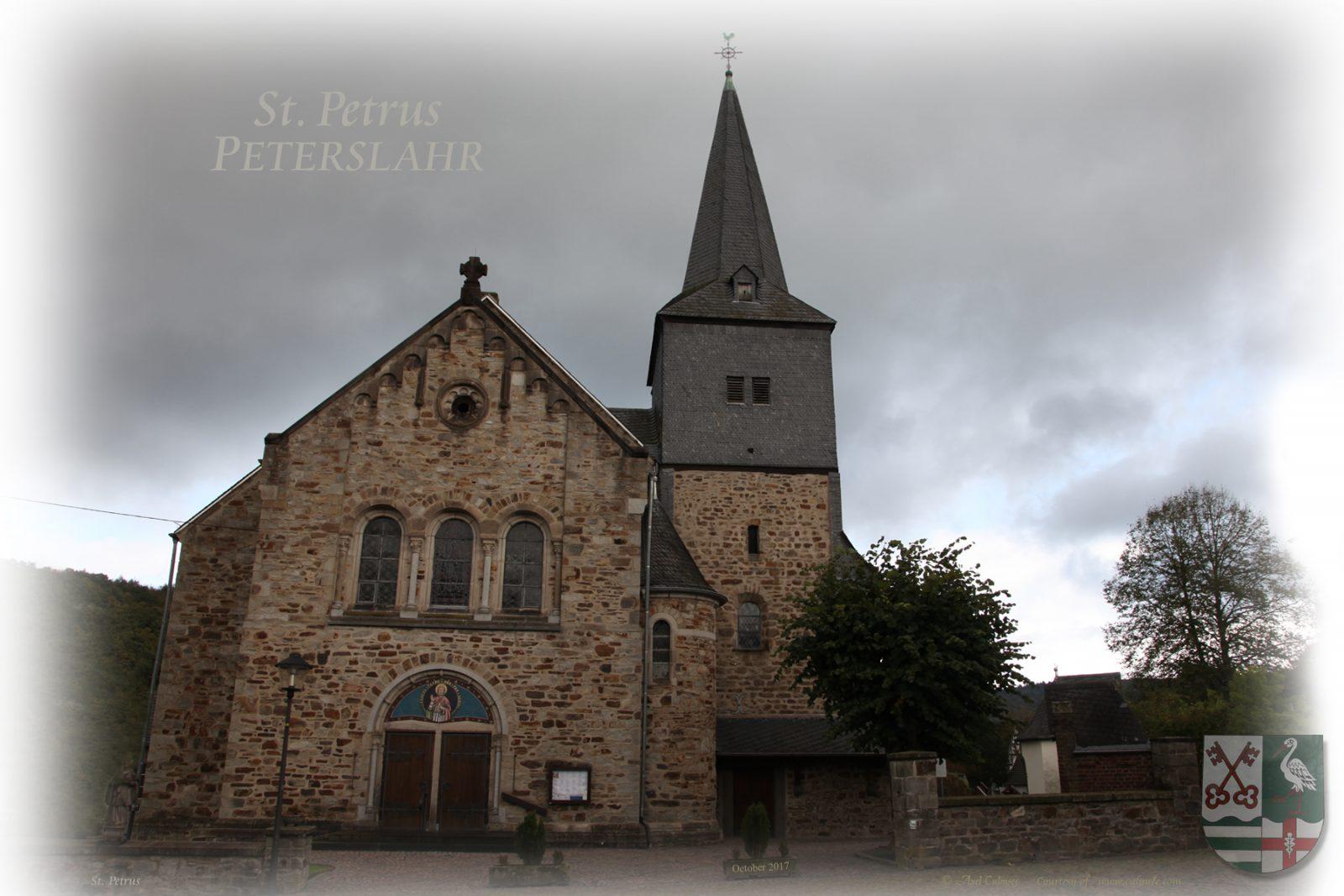 Peterslahr Kirche St. Petrus Original