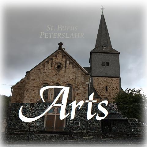 Peterslahr Kirche St. Petrus edited collage