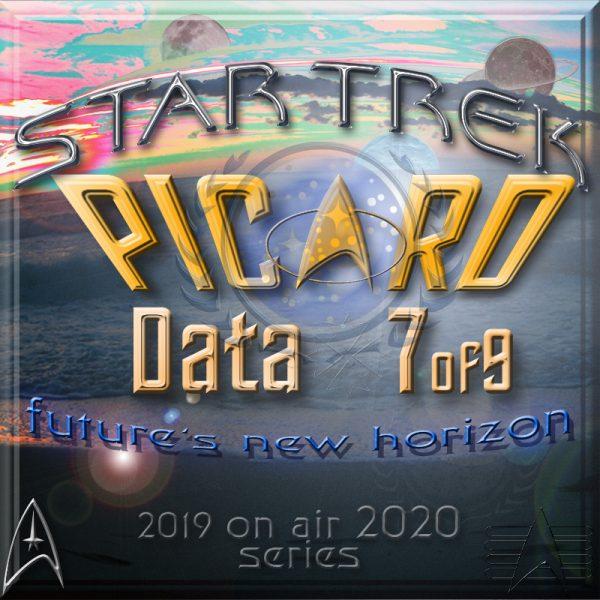 Star Trek Picard CBS series on air 2020