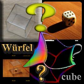 Wuerfel-Fragezeichen