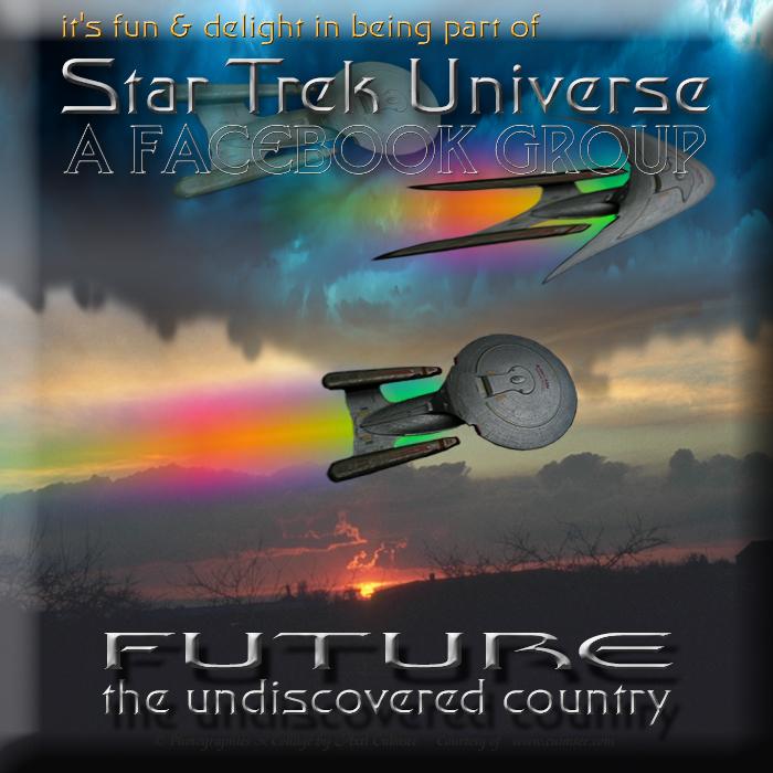 Star Trek Universe membership Future the undiscoverd country