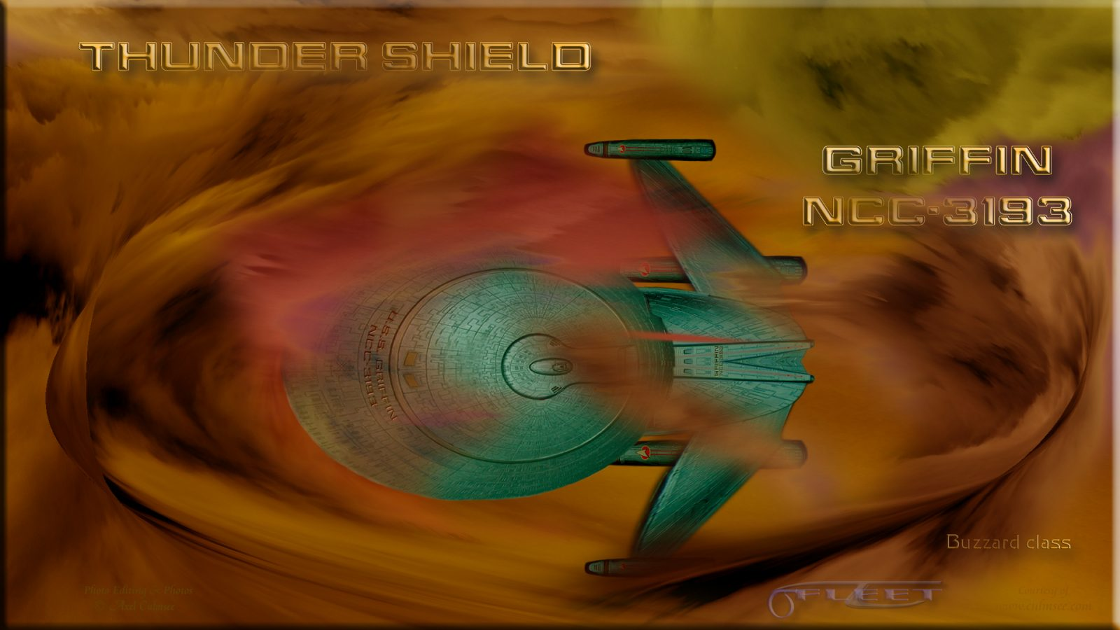 Griffin NCC-3193 thunder shield