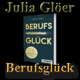 Berufsglueck von Julia Gloeer Buch-Cover