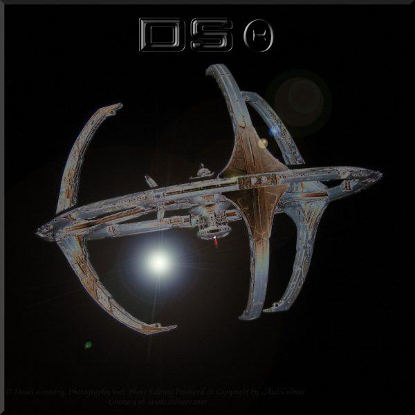 Deep Space station Theta