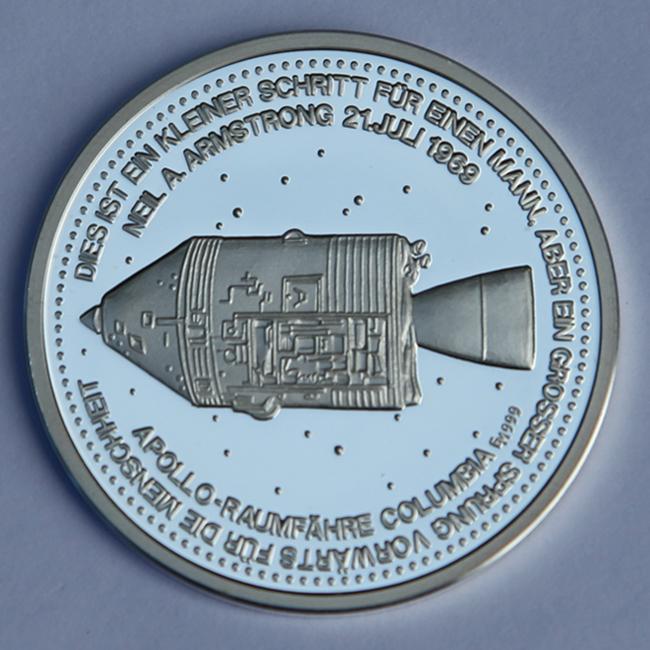 Mondlandung 25 Jahre 1994 Apollo Columbia oz 999