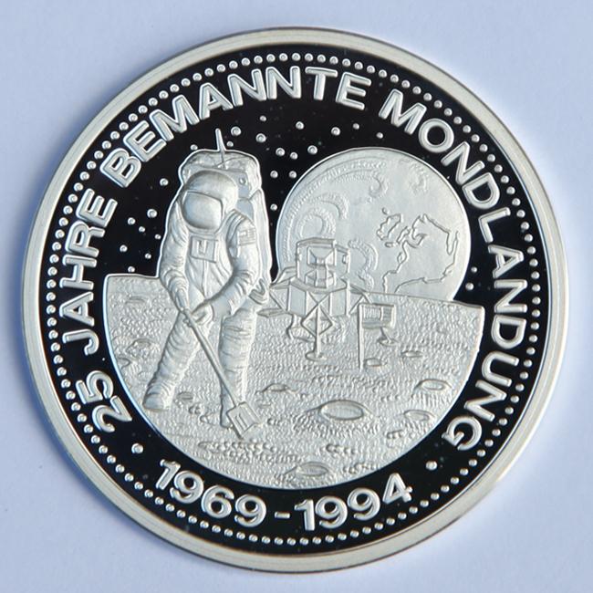 Mondlandung 25 Jahre 1994 Armstrong oz 999