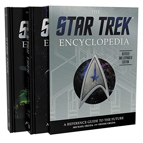 The Star Trek Encyclopedia Revised and Expanded Edition 2016