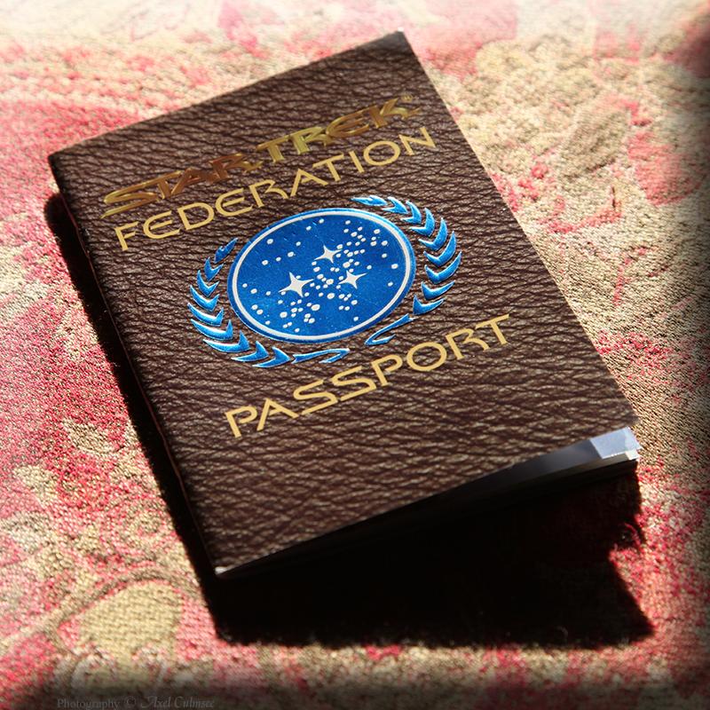 Star Trek Federation Passport 1996