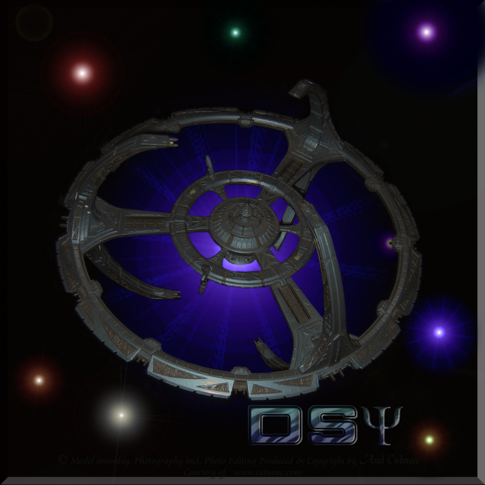 Deep Space station Psi