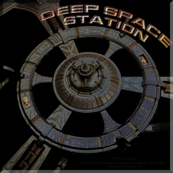 Deep Space station