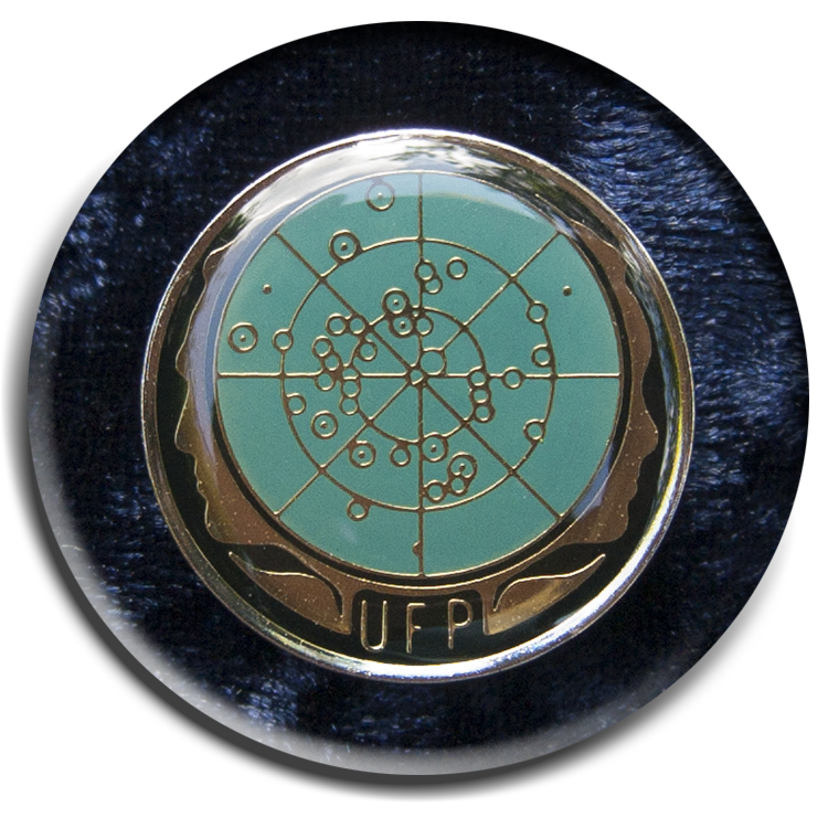 UFP pin from last millennium
