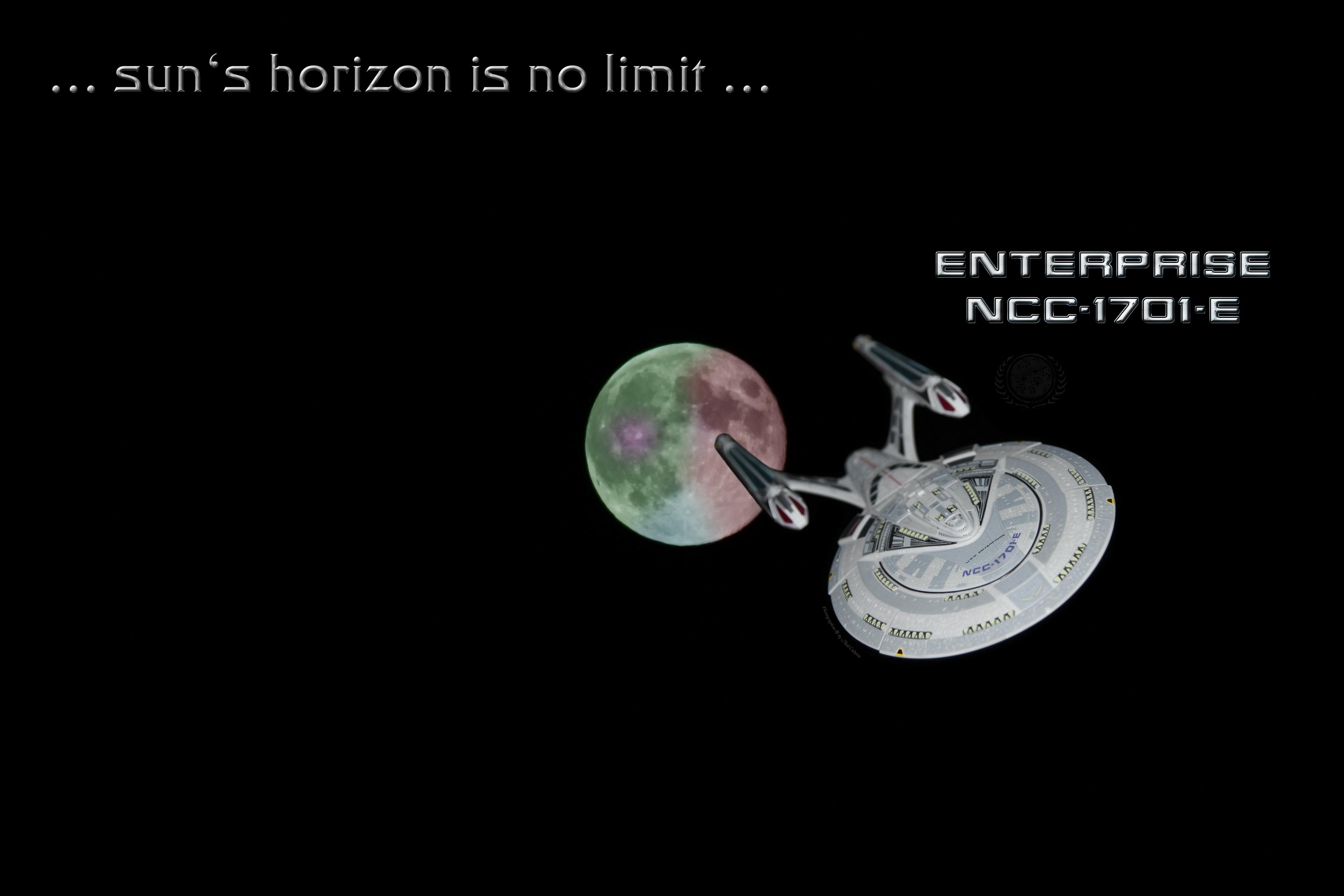 ENTERPRISE-E Horizon is no limit