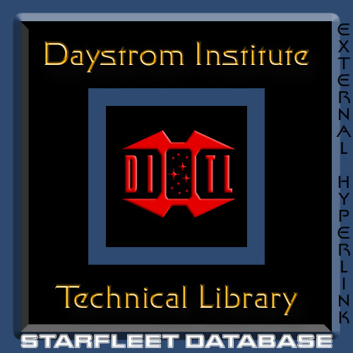 Daystrom Institute Technical Library
