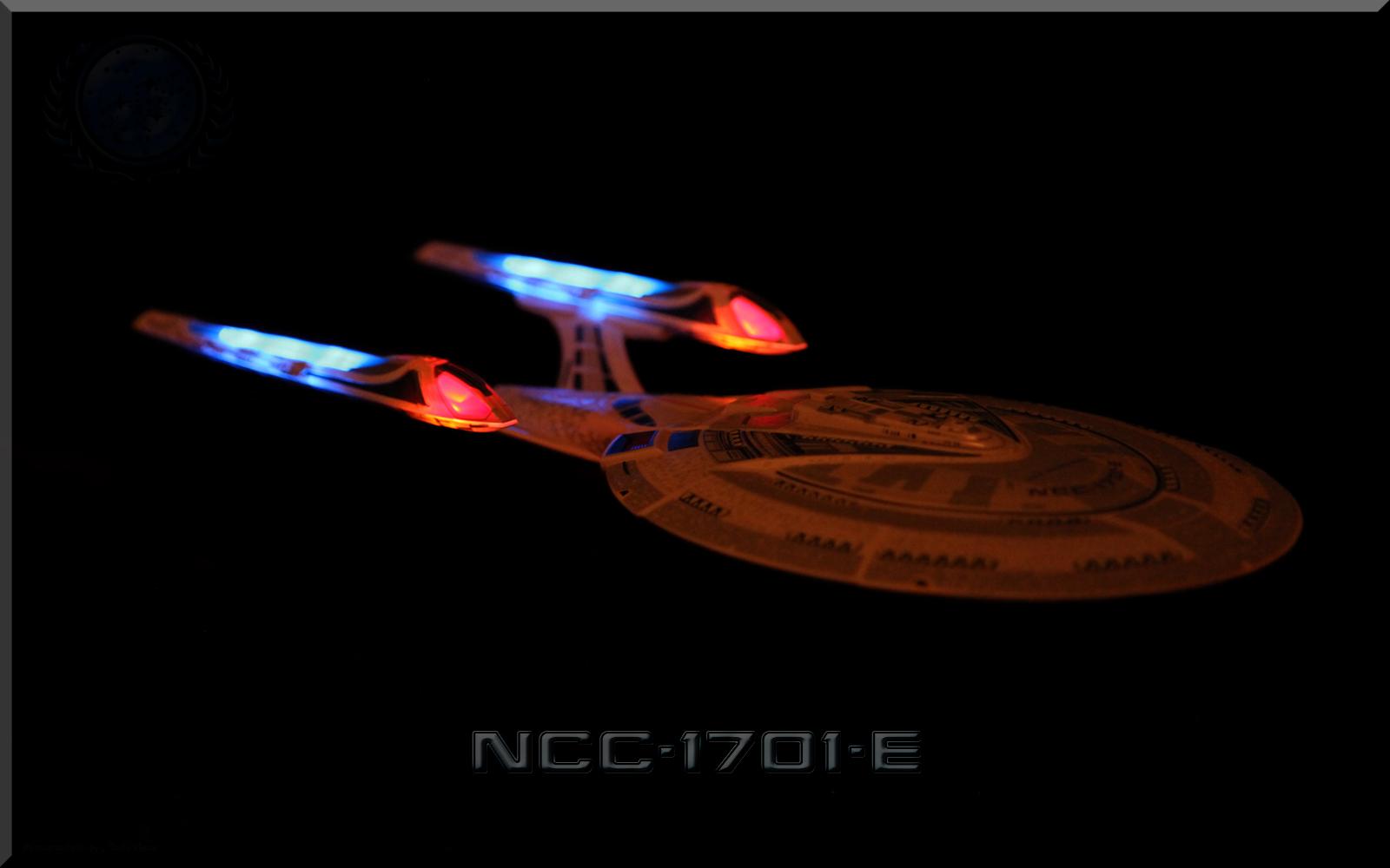 ENTERPRISE-E NCC-1701-E
