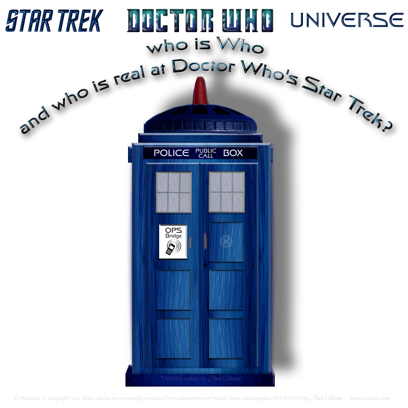 Doctor Who TARDIS rebuilt who is real
