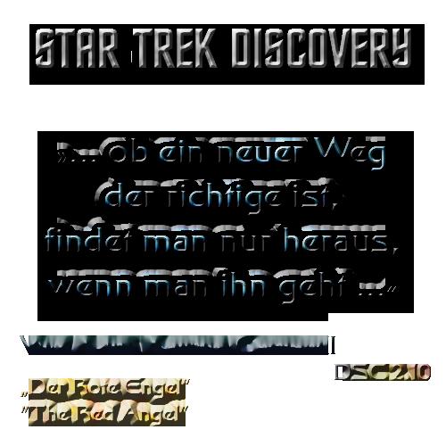 Star Trek Discovery Zitat Staffel 2