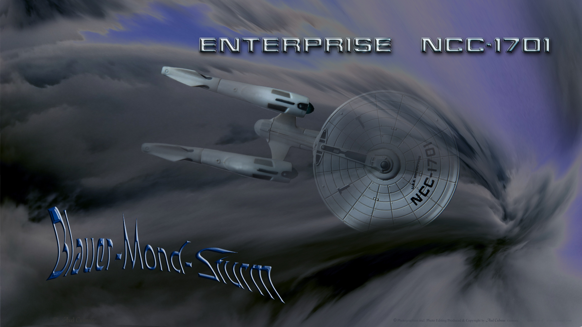 Enterprise Blauer-Mond-Sturm
