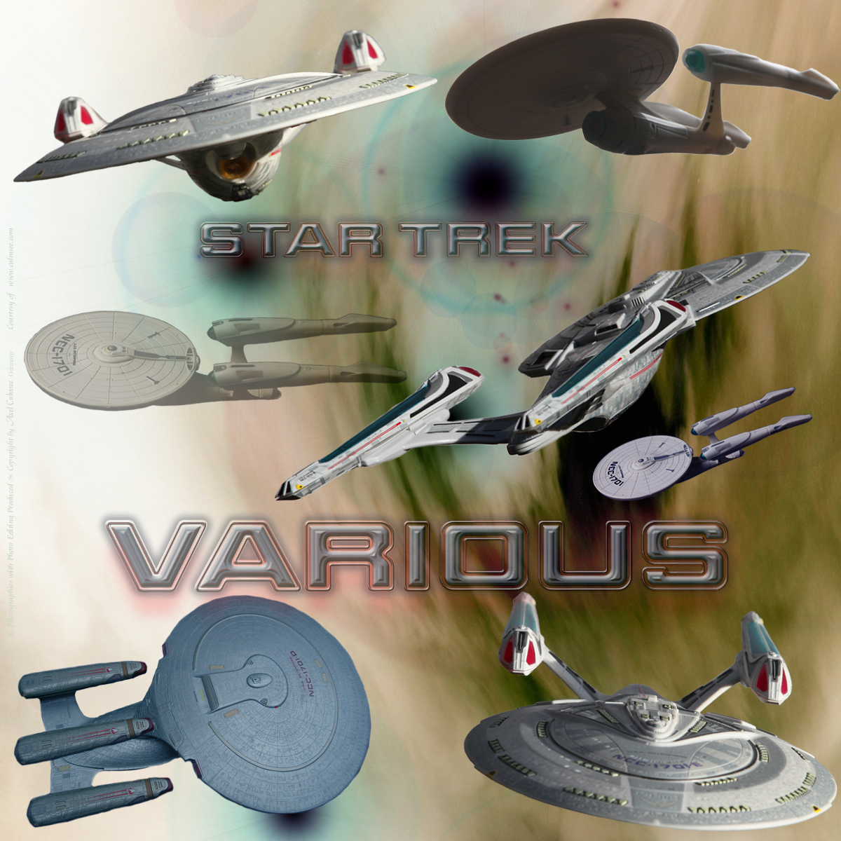 Star Trek various