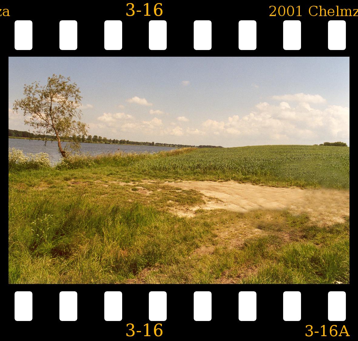 3-16A Chelmza Jezioro Chelmzynskie June 2001