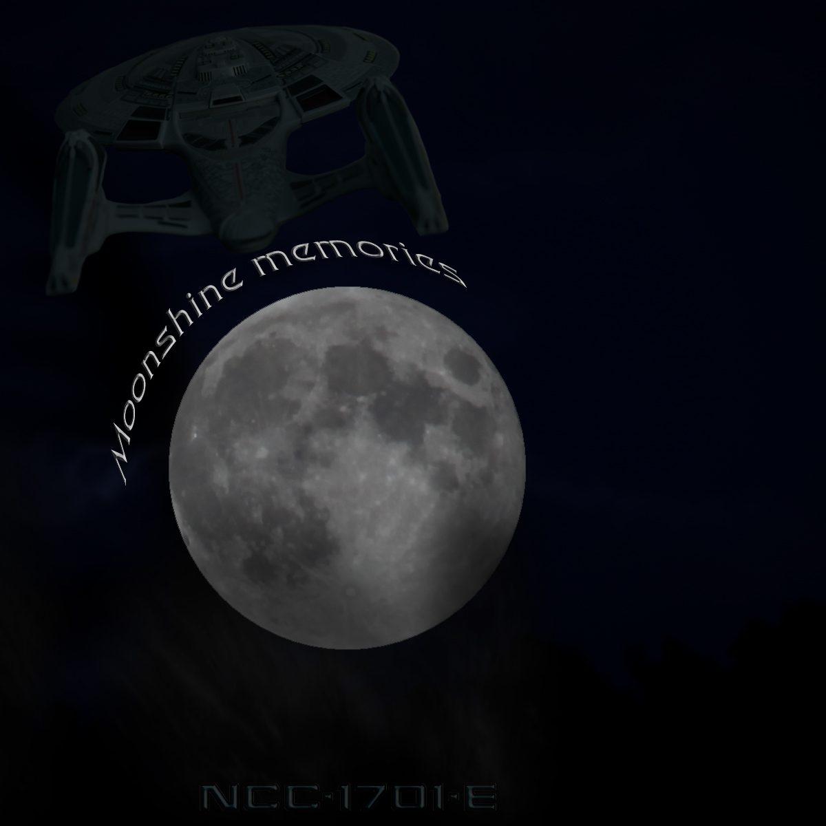 Moonshine memories aboard Enterprise-E