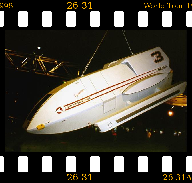 P026-031 Star Trek World Tour Düsseldorf 1998